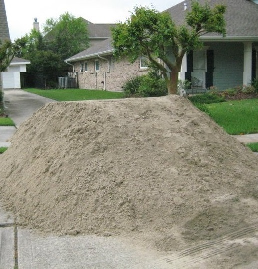Jeff Leblanc Services Llc Dirt Delivered And Spread